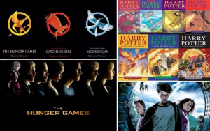 Hunger Games and Harry Potter - Book to Film