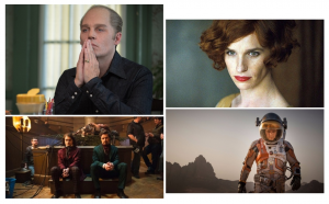 The Danish Girl Black Mass The Martian and Victor Frankenstein Movies