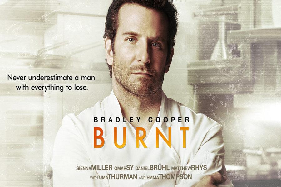 Bradley Cooper in the movie Burnt