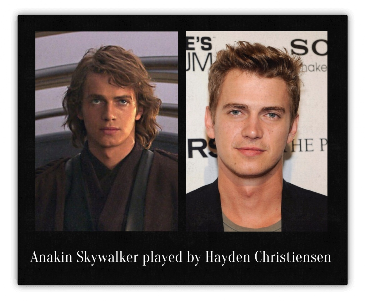 Star Wars Saga Cast – Then & Now! – Whats On The Red Carpet