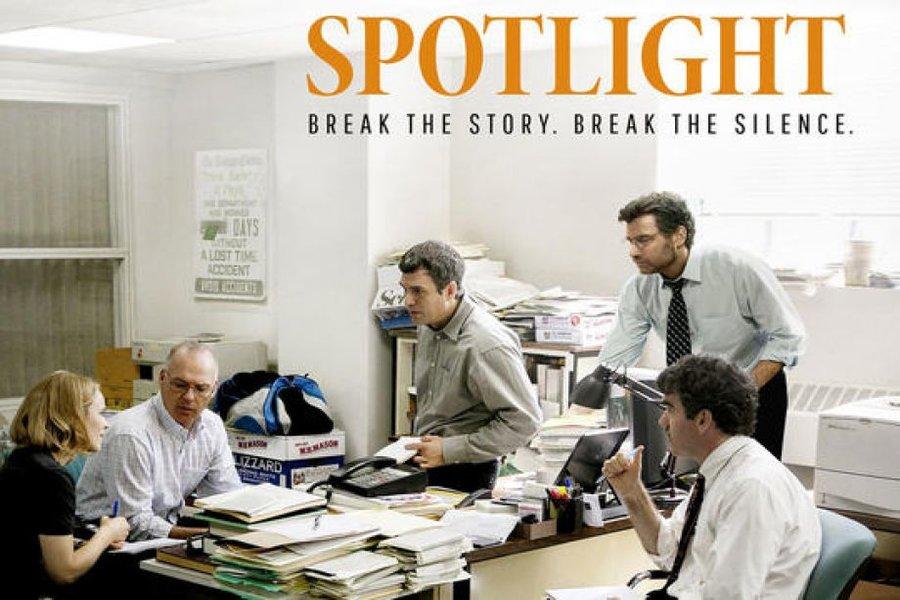 Spotlight Official Movie Poster