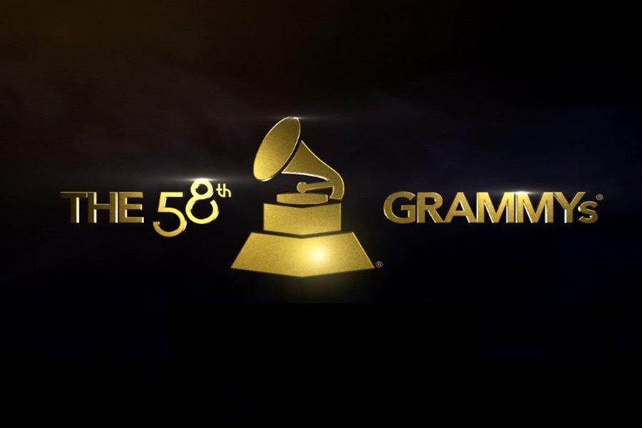 Grammys 2016 icon