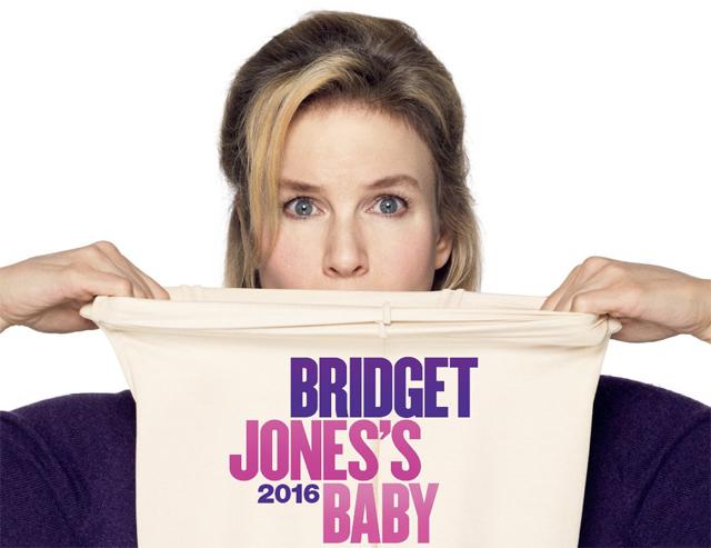 Bridget Jones' Baby Official Movie Poster