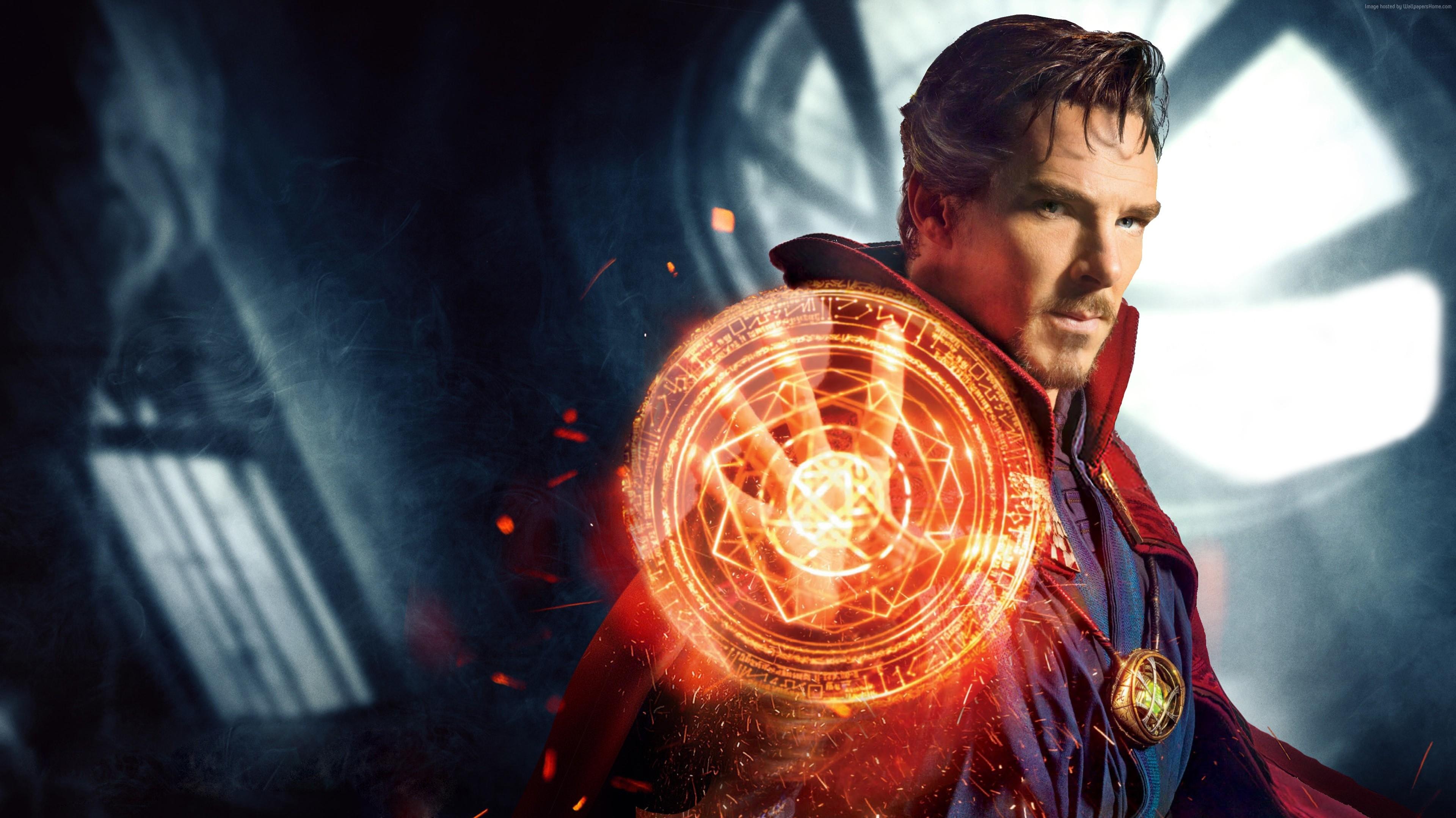 Doctor Strange Official Movie Poster