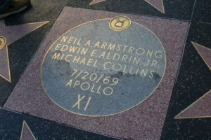 Apollo 13 Star Moon Walk of Fame