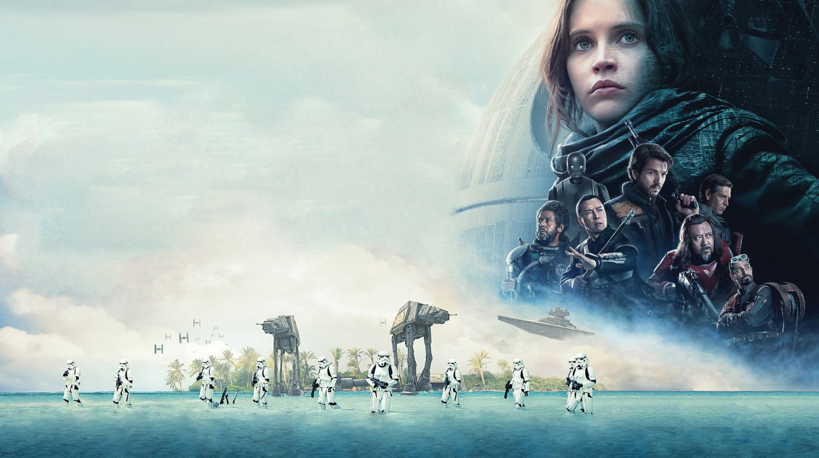 Rogue One: A Star Wars Story Official Movie Wallpaper