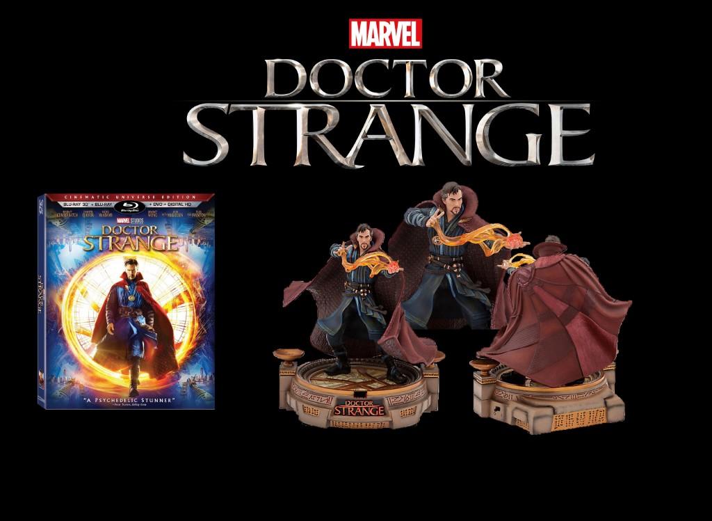 Doctor Strange goveaway