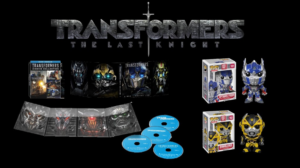 WIN Transformers The Last Knight