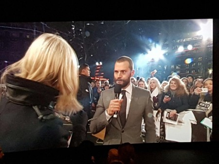 Fifty Shades Darker Film Premiere London Behind the Scenes