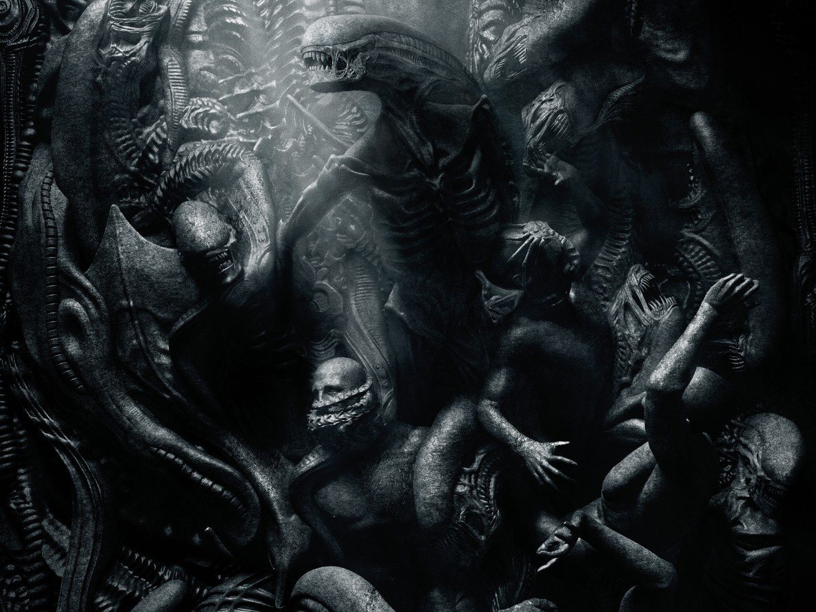 Alien: Covenant Official Movie Poster