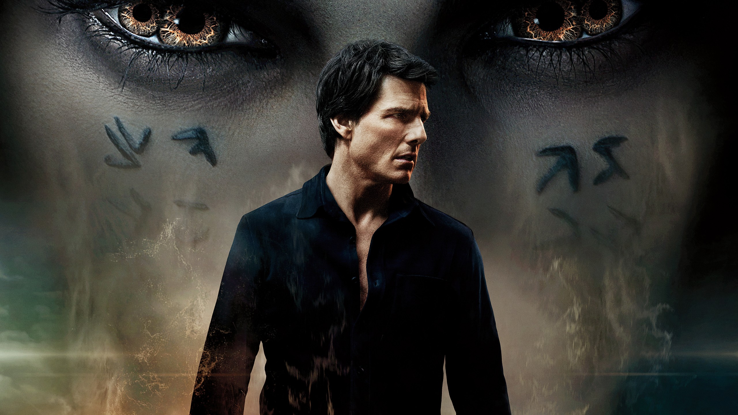 The Mummy Official Poster UK London Film Premiere