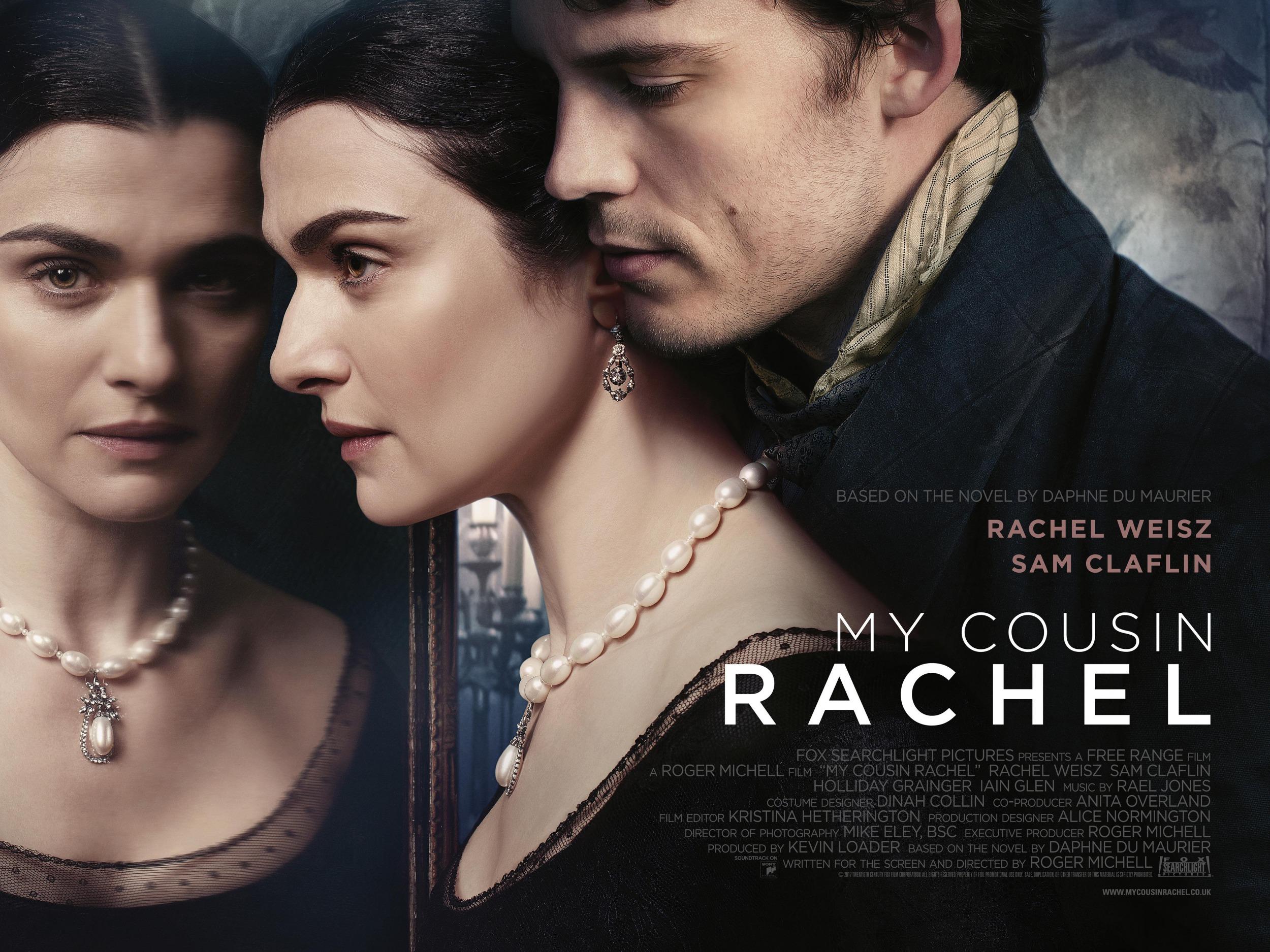 My Cousin Rachel Official Poster