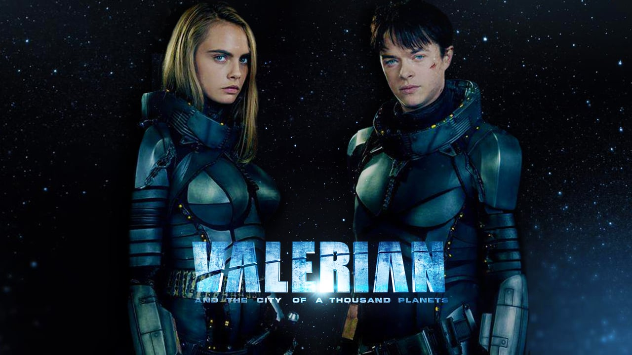 Valerian and the City of a Thousand Planets Official Wallpaper
