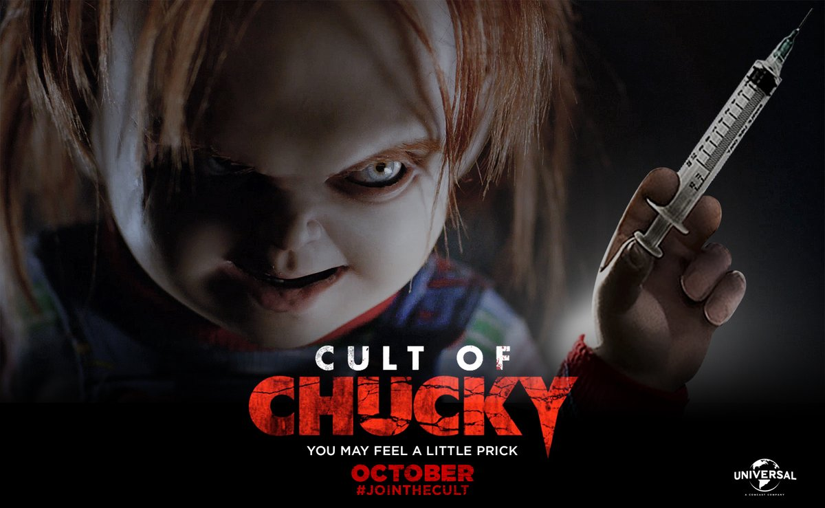 Cult of Chucky World Premiere London