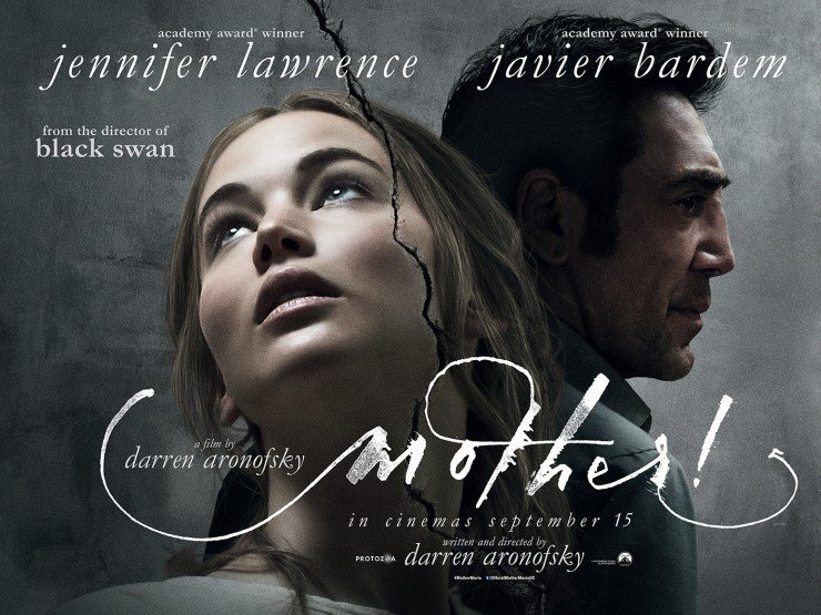 Mother! Official Movie Poster