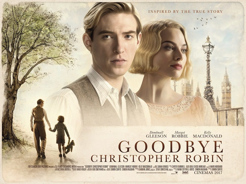 Goodbye Christopher Robin Official Movie Poster
