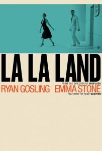 La La Land Iconic Movie Posters