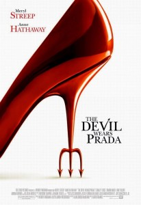 The Devil Wears Prada Iconic Movie Posters