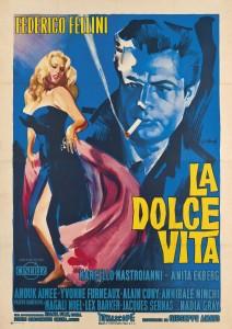 La Dolce Vita Iconic Movie Posters