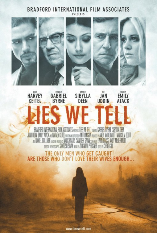Lies We Tell Official Movie Poster