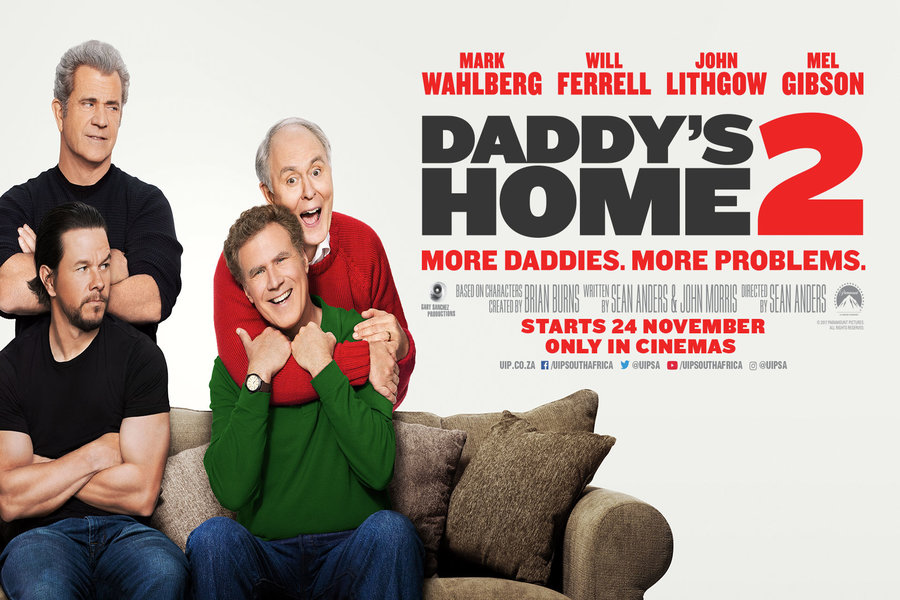 Daddy's Home 2 Official poster
