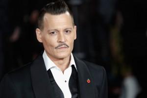 Johnny Depp Murder on the Orient Express World Premiere London