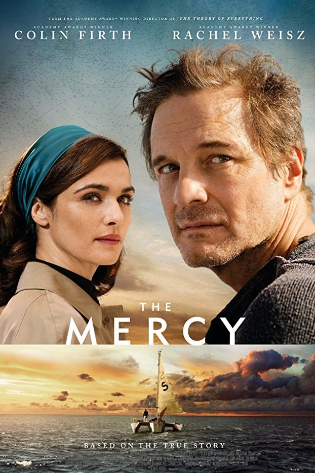 The Mercy Official Movie Poster