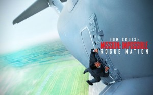 Mission Impossible Rogue Nation Plane Stunt