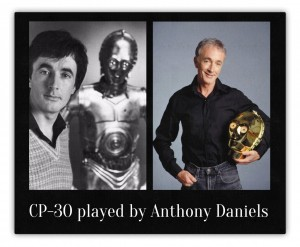 Anthony Daniels as CP-3O