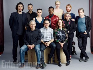 Star Wars new cast