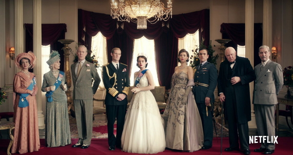 The Crown Netflix Royal Drama Series
