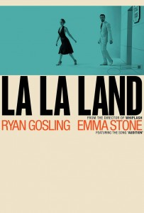 La La Land Iconic Movie Posters