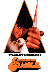 A Clockwork Orange Icomic Movie Posters